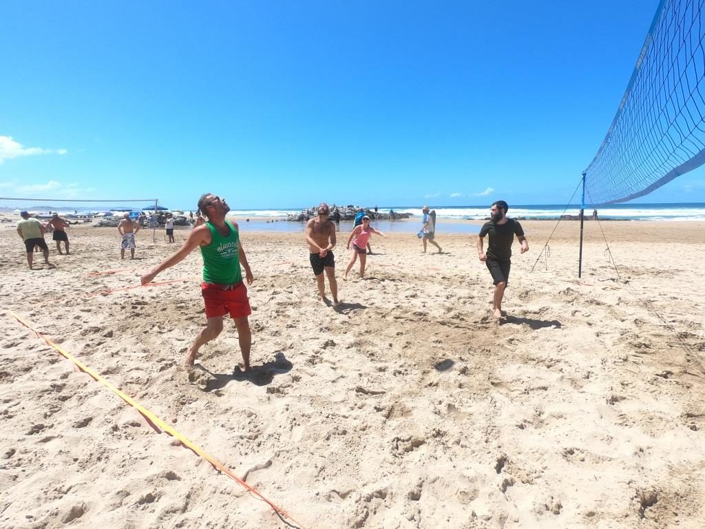 thriVe Beach Volleyball Challenge 2018  - Precious Tree Project NPO