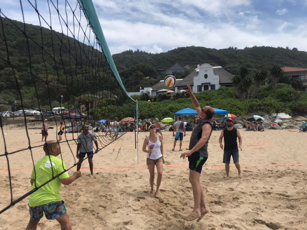 Playing for Trees - thriVe Beach Volleyball and Sand Castle Challenge 2017 Fundraising Event - Precious Tree Project