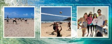 Playing for Trees – thriVe Beach Volleyball Challenge December 2019 Fundraising Event - Precious Tree Project