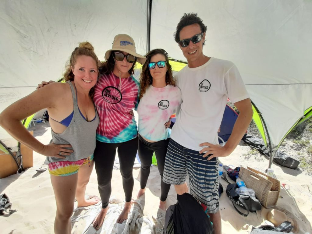 Playing for Trees – thriVe Beach Volleyball Challenge December 2019 Fundraising Event